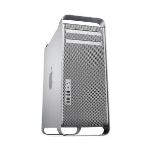 Mac Pro Silver, 2.3 GHz PowerPC G5, 2GB DDR2, 160GB, Wiek około: 150 miesięcy