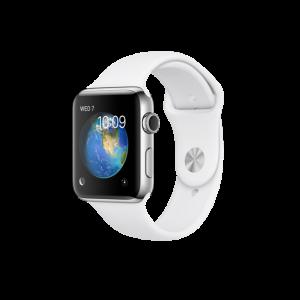 Apple Watch Watch 2 Standard 42mm, WHITE