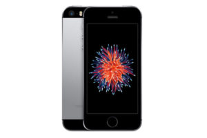iPhone SE, 16 GB, Space Gray