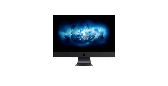 iMac Pro with Retina 5K display 27″ (CTO)