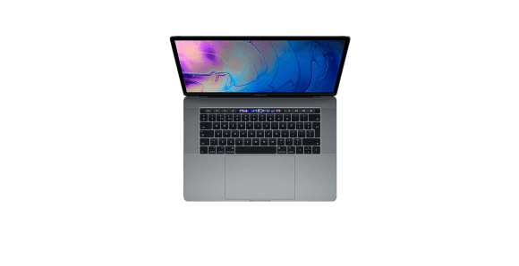 MacBook Pro 15″ z Touch Bar (CTO)