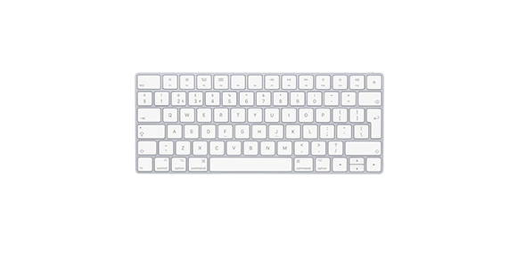 Magic Keyboard - International English