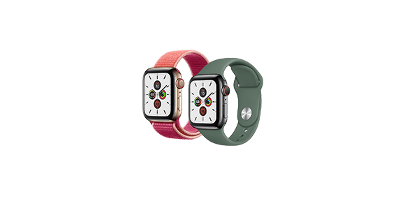 Apple Watch Series 5 GPS + Cellular